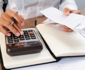 calculadora papeis despesas ordinarias e extraordinarias