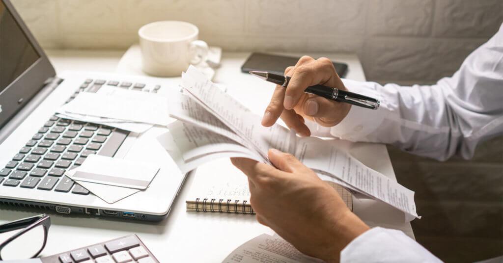 demonstrativo financeiro em uma gestão condominial